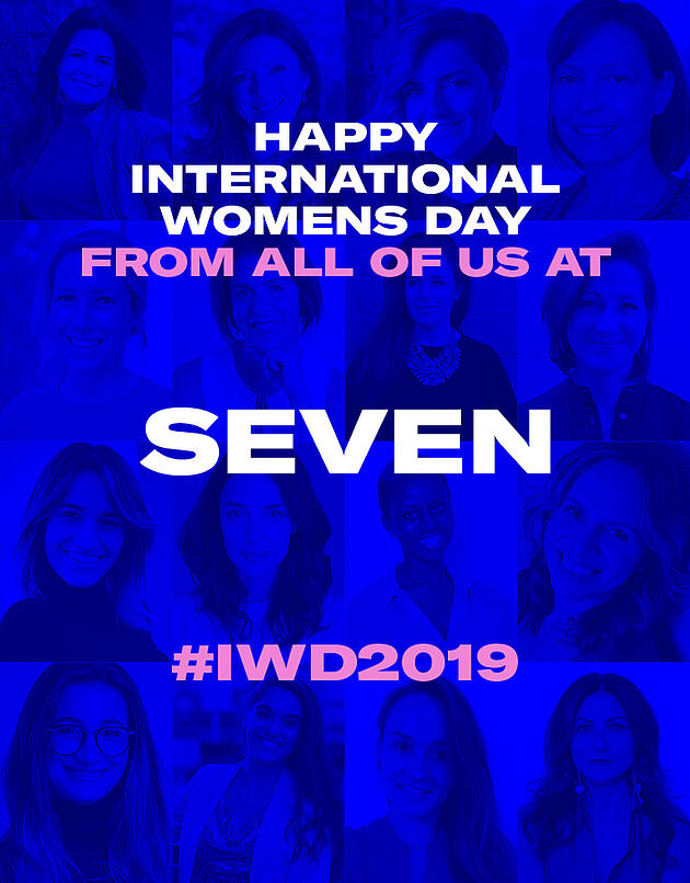 International Women's Day at SEVEN